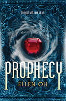 Prophecy Ellen Oh cover
