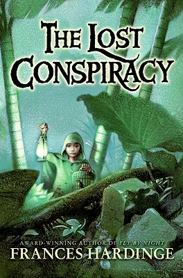 The Lost Conspiracy cover