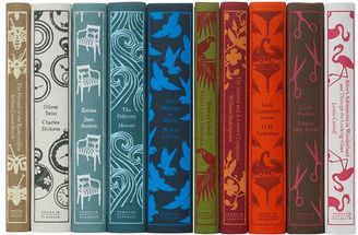 Cloth-bound Penguin Classics