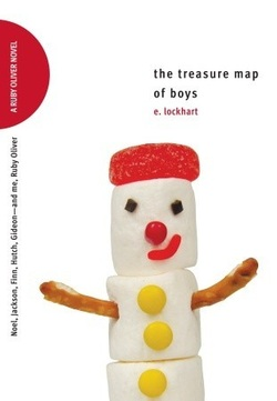The Treasure Map of boys cover