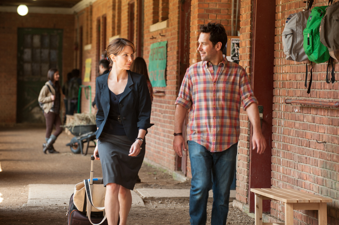 Admission movie still Fey and Rudd
