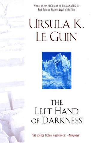 Left Hand of Darkness cover