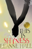 This is Shyness by Leanne Hall cover