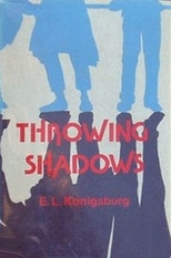 Throwing Shadows E.L. Konigsburg cover