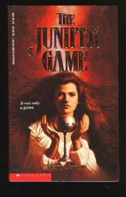 The Juniper Game Sherryl Jordan cover
