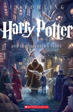 Harry Potter cover