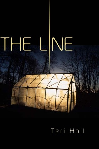 The Line Teri Hall cover