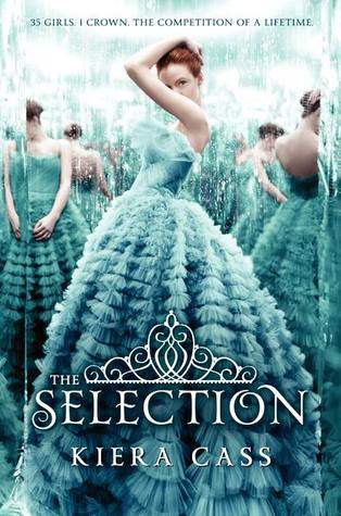 The Selection Kiera Cass cover