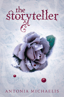 The Storyteller cover