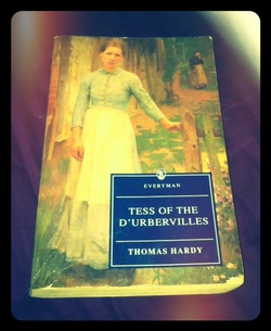 Tess of the D'ubervilles cover
