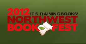 Northwest Bookfest 2012 Logo
