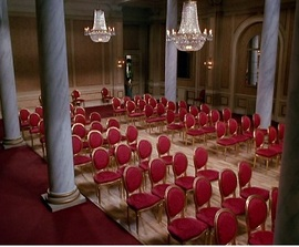 The ballroom from The Witches