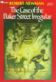 The Case of the Baker Street Irregular Cover