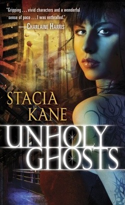 Unholy Ghosts cover