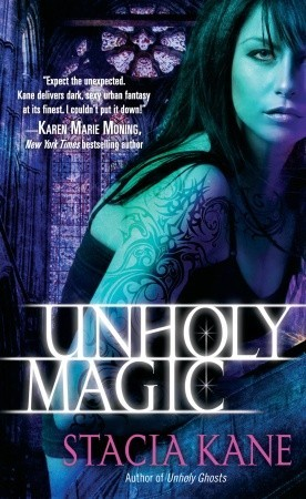 Unholy Magic cover